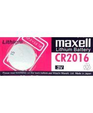 باتری سکه ای Maxell 2016