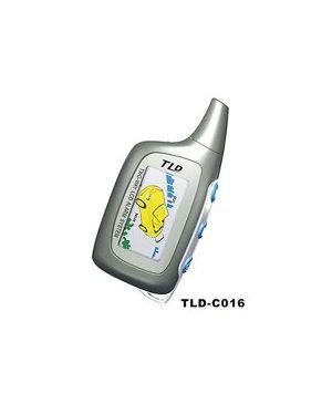 ریموت TLD(ماشین زرد)