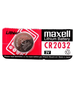 باتری سکه ای Maxell 2032