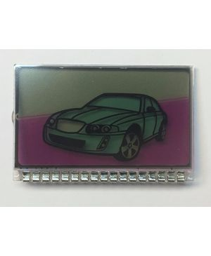 LCD ریموت تصویری PLC