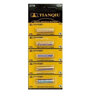 TIANQIU_27A باتری 12 ولت