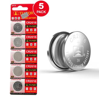 باطری سکه ای 2016 (5عدد)TIANQiU