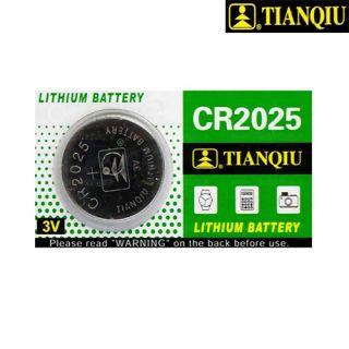 باطری سکه ای 2025 TIANQiU
