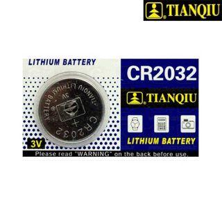 باطری سکه ای 2032 TIANQiU