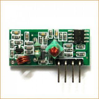 گیرنده فرکانس433Mhz