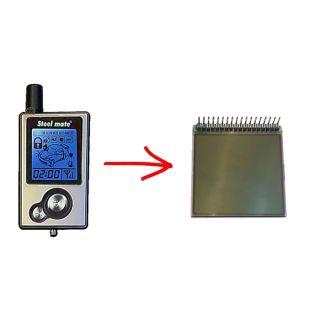 صفحه نمایش ریموت LCD استیل میت steel mate n1