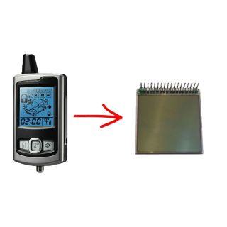 صفحه نمایش ریموت LCD استیل میت steel mate n2