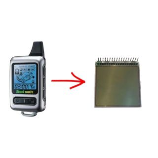 صفحه نمایش ریموت LCD استیل میتsteel mate n3