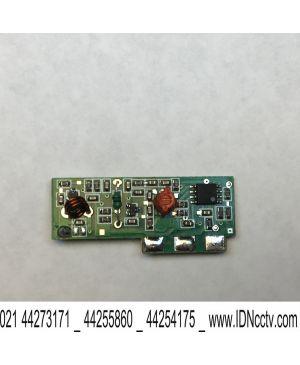 مدار آنتن دزدگیر ساده(315Mhz)